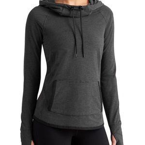 Athleta gray sentry hoodie 😍